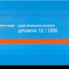 Phoenix inverter 180VA-1200VA 12V / 24V / 48V