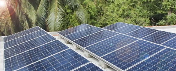 Solar PV Power Paradigm Shift- The Ghana Energy