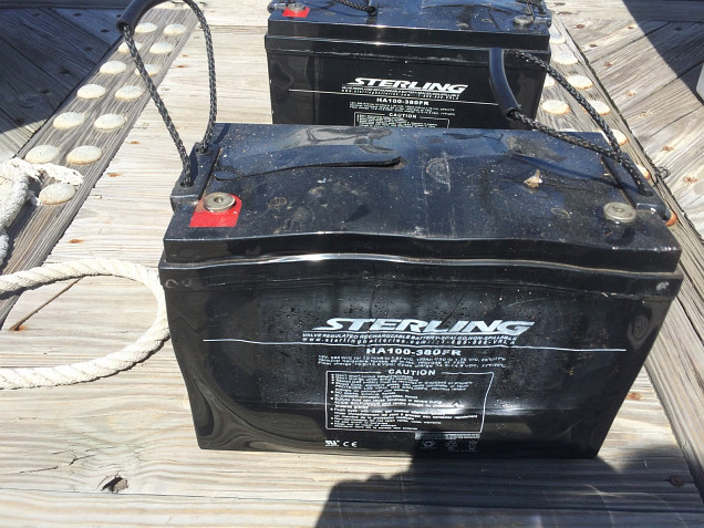 Why your Lead Acid Battery is all Swollen Up