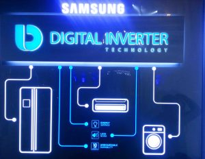 Samsung has a new line-up of household appliances ,digital inverter air conditioners,fridges, etc for the digital home that saves on cost and offers more features.