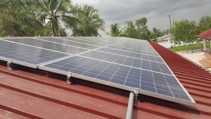 Ghana :How Fronius saves businesses Ghc 24,000 on electricity