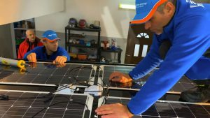 Solar Panels in Ghana will sonn be used in ambulances and mobile hospitals