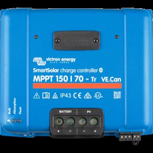 SmartSolar MPPT 150-70-Tr VE Can -top