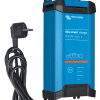 Blue Smart battery Charger 12V 15A (1) (left-cable)