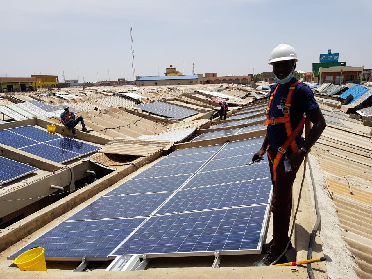 Solar pwer, energy excitement in Nigeria World recognition for huge Solar-Powered Market 6