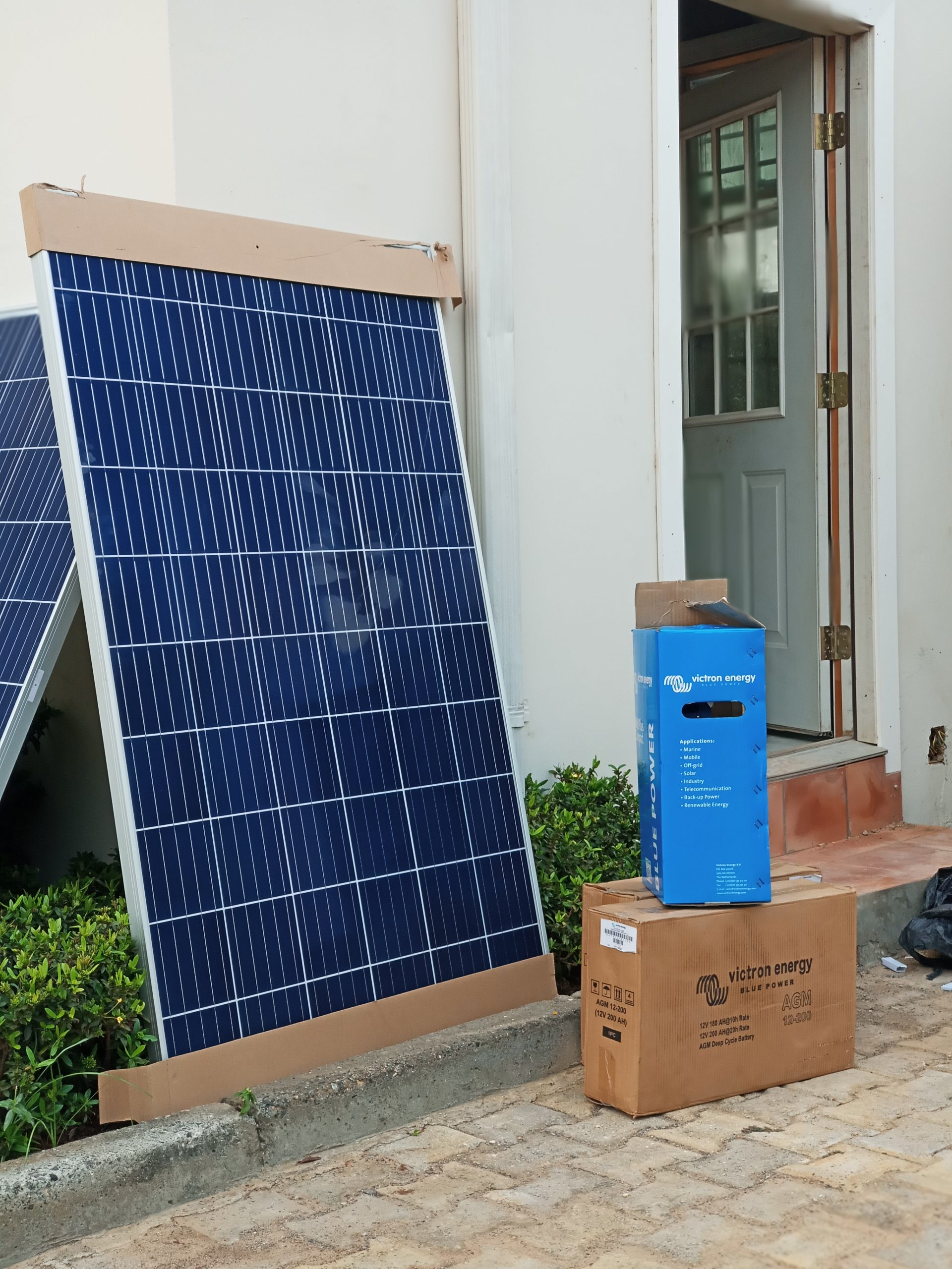 Solar Power as a Work-From-Home Perks?