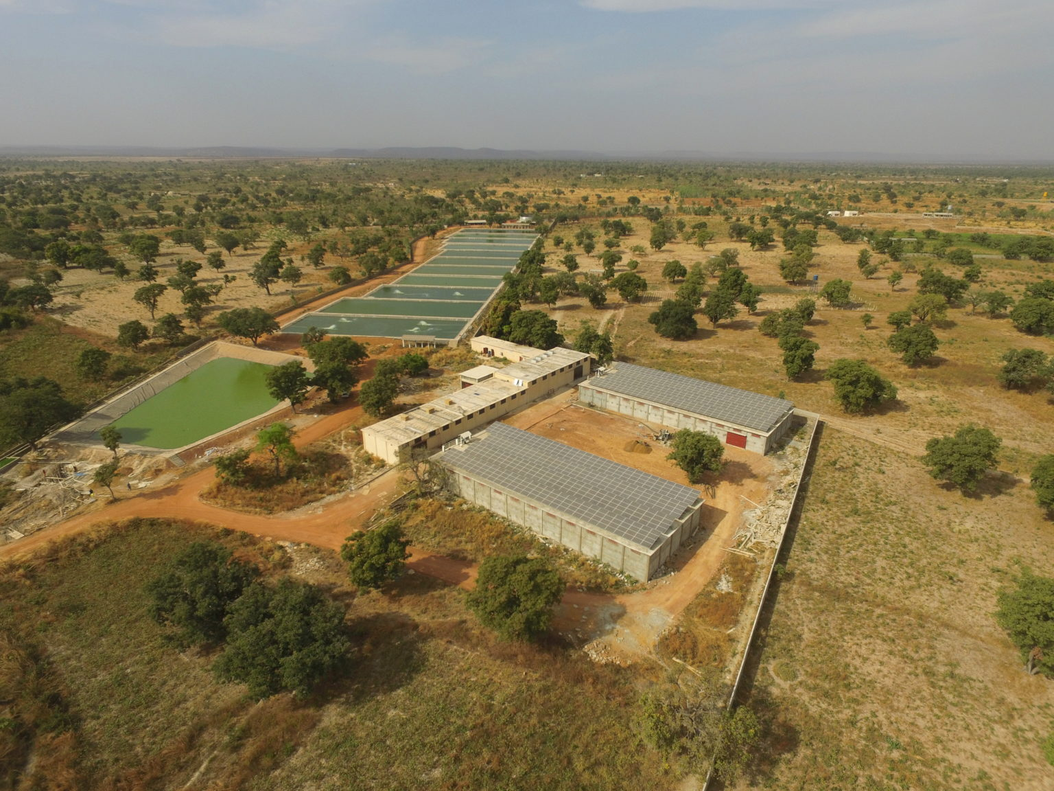 victron Energy & fronius: solar -powered agriclture in Mali