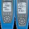 ASYC IV digital multimeters range