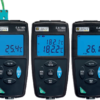 Logger contact thermometers