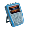 On-site oscilloscopes with isolated channels
