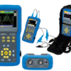 Portable oscilloscopes with isolated channels